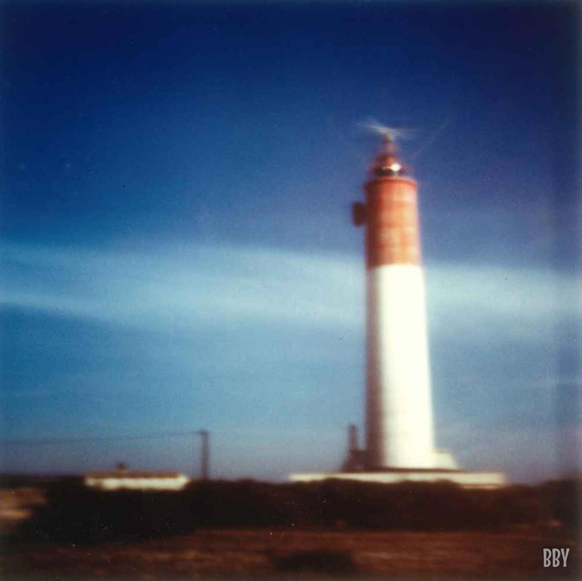 stenope, pinhole, slow photography, chambre noire, phare, lighthouse, cap couronne, cote bleue