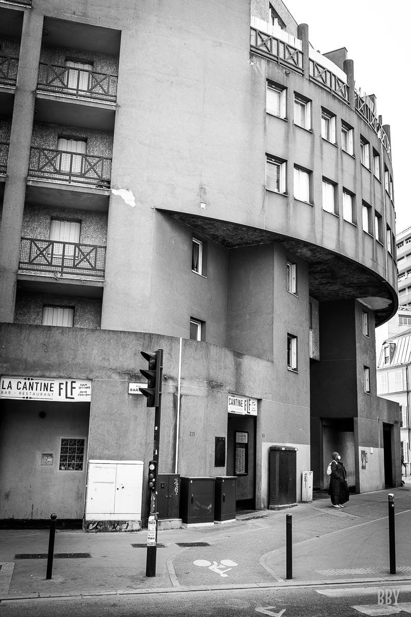 architecture, confinement, rue