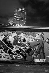 Paris, 2020, architecture, confinement, grafitti