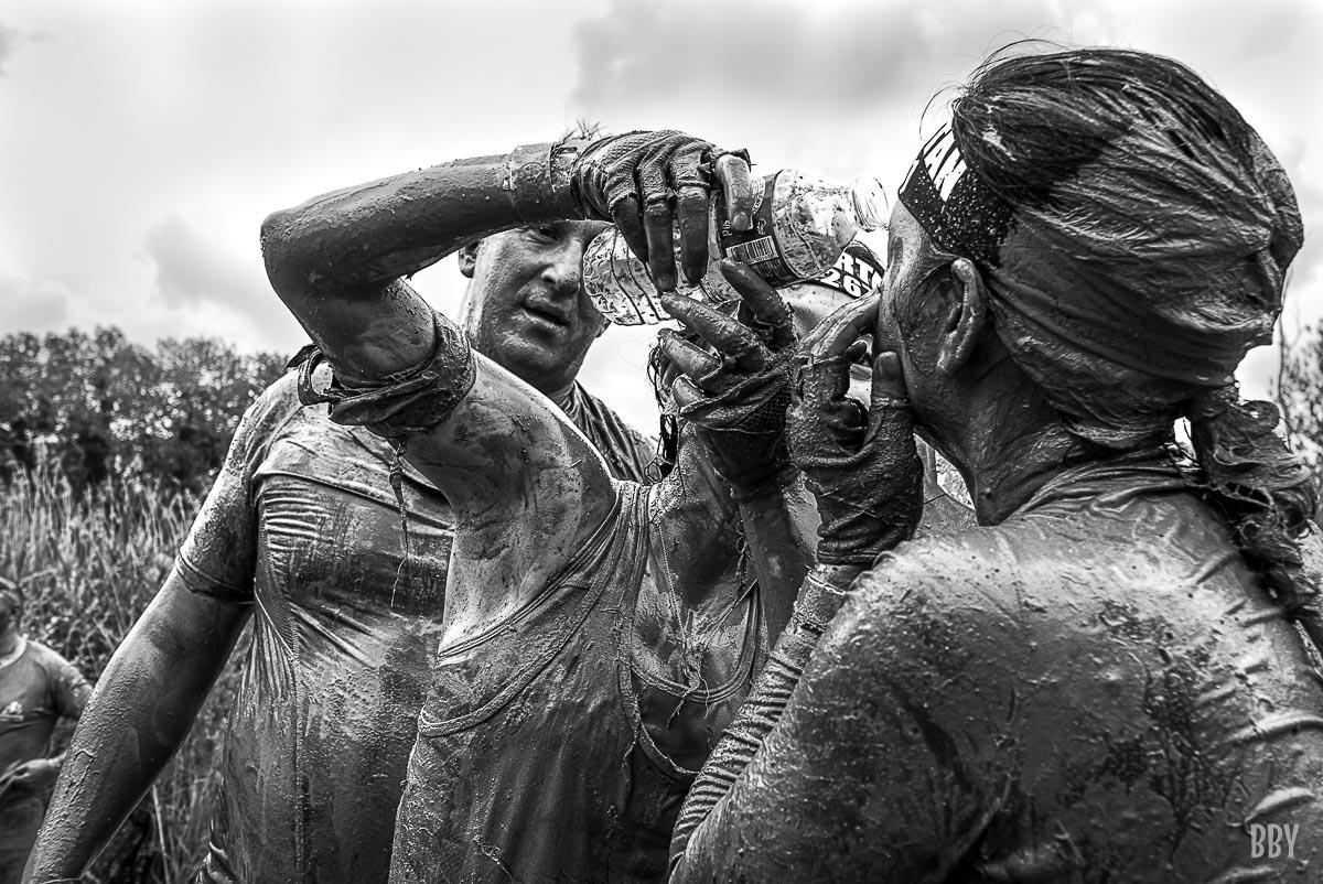 Marionnaud, Spartan, boue, oeil sport extrème