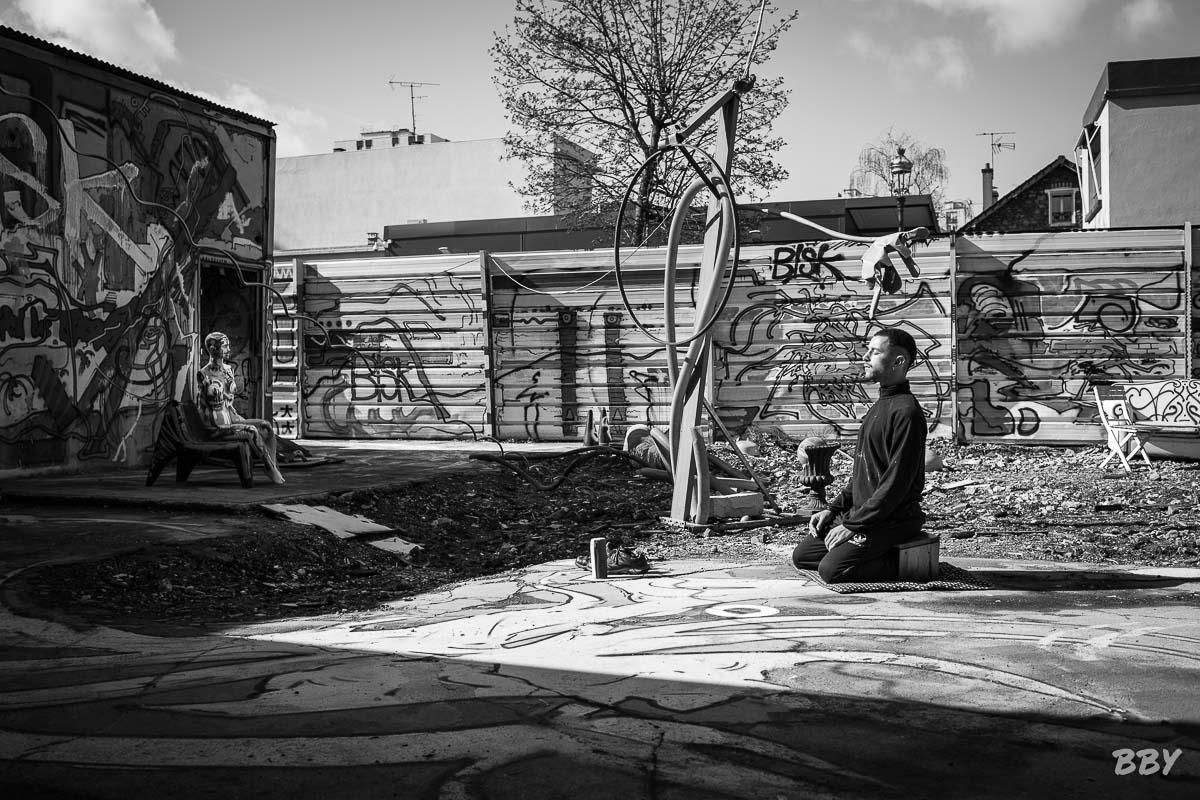 Bisk, BiskLand, Totoro, graf, graffitti, street art, tag, tags