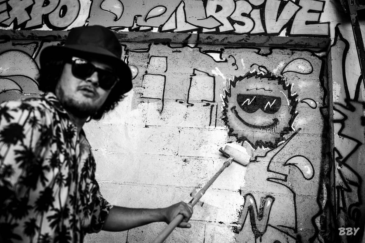 Bisk, graf, graffitti, street art, tag, tags