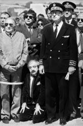 Marseille, 1991, prefet, céremonie, insolite, humour