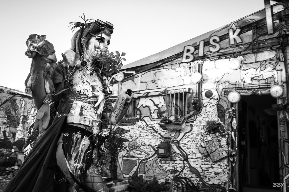 Bisk, BiskLand, graf, graffitti, portrait, street art, tag, tags